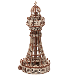 Puzzle 3D - Phare Eco-light