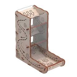 Puzzle 3D - Tour à dés