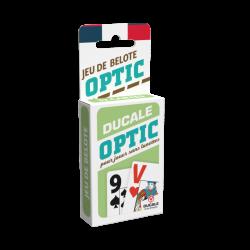 Jeu de belote - version Optic