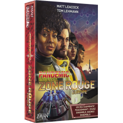 Pandemic - Zone Rouge Europe