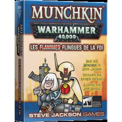 Munchkin Warhammer 40000 -...