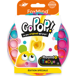 Go Pop ! Roundo Tie Dye