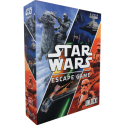 Unlock ! - Star Wars Escape...