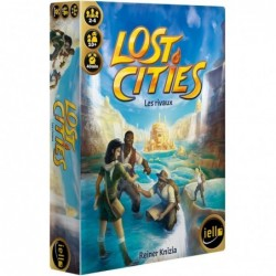Lost Cities - extension Les...