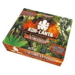 Escape Box - Koh-lanta,...