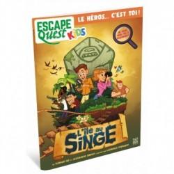 Escape Quest Kids - L'ïle...