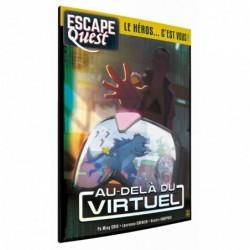 Escape Quest T. 2 Au delà...