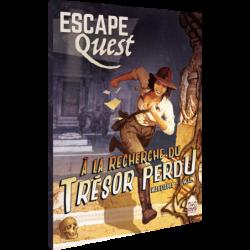 Escape Quest T. 1 A la...