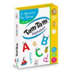 Tam Tam Alphabet - Je...