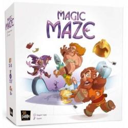 Magic Maze - Hidden Roles...