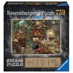 Escape Puzzle 759 pièces :...