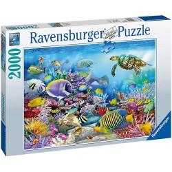 Puzzle 2000 pièces - Récif...