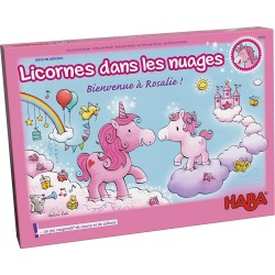 Licornes dans les nuages –...