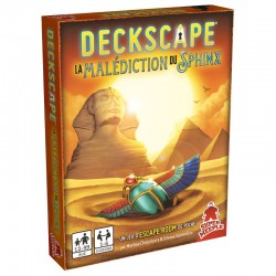 Deckscape - La Malédiction...