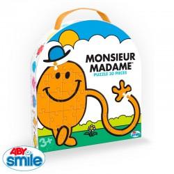 Monsieur Madame - Puzzle 30...