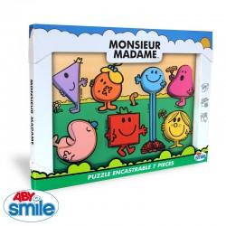 Monsieur Madame - Puzzle...