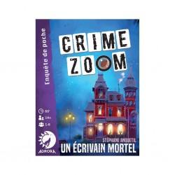 Crime Zoom - Un écrivain...