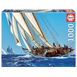 Puzzle 1000 pièces - Voilier
