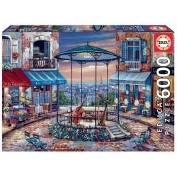 Puzzle 6000 pièces -...