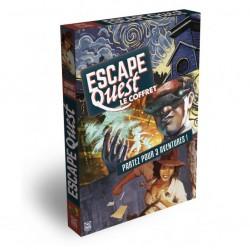 Escape Quest - Le coffret :...