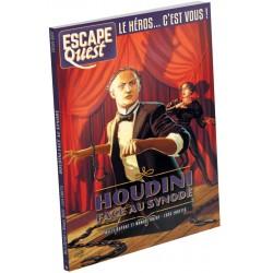 Escape Quest T.8 - Houdini...