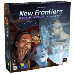 New Frontiers - Race for...