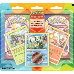 Pokémon - Pack 2 boosters...
