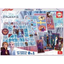 Set 8 en 1 : Frozen II
