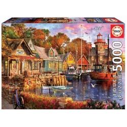 Puzzle 5000 pièces -...