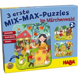 3 premiers puzzles Mix-Max...