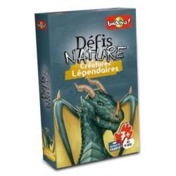 Défis Nature - Créatures...