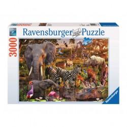 Puzzle 3000 pièces -...