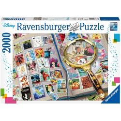Puzzle 2000 pièces - Mes...