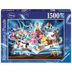 Puzzle 1500 pièces - Le...