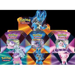 Pokémon  - Pokébox Février...
