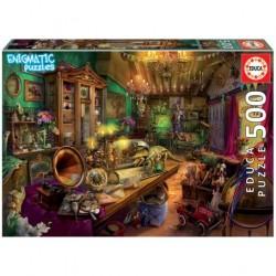 Enigmatic Puzzle 500 pièces...