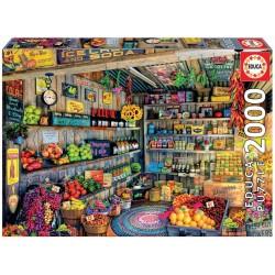 Puzzle 2000 pièces - Epicerie