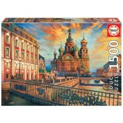 Puzzle 1500 pièces - Saint...