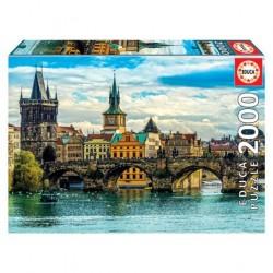 Puzzle 2000 pièces - Vue de...