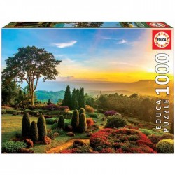 Puzzle 1000 pièces - Beau...