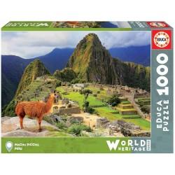 Puzzle 1000 pièces - Machu...