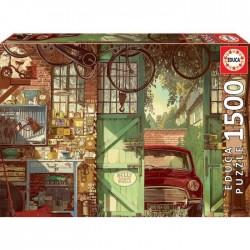 Puzzle 1500 pièces - Old...
