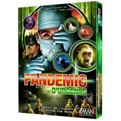 Pandémic  - Etat d'urgence...