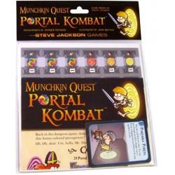 Munchkin Quest 3 - Portal...