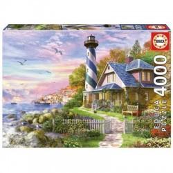 Puzzle 4000 pièces - Rock Bay