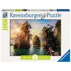 Puzzle 1000 pièces - Lac de...