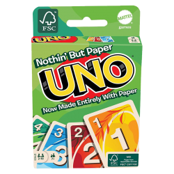 Uno - Nothin' But Paper