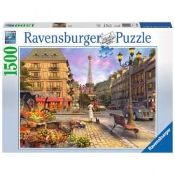 Puzzle 1500 pièces - Paris...
