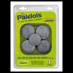 Le Palelois - Jeu de palets...