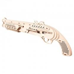 Fusil maquette 3D mobile en...